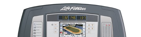 Life Fitness Platinum with Inspire 7″ Console