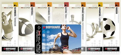 X-Card Personal Trainer by Bodyguard