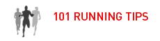 101 running tips