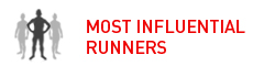 most influential runners