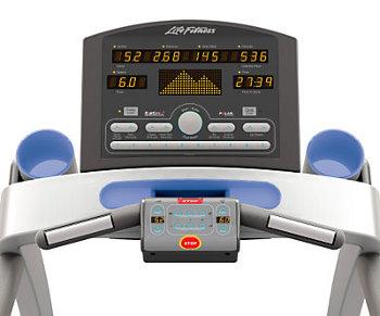 Life fitness t7-0 treadmill | used life fitness treadmill for sale.