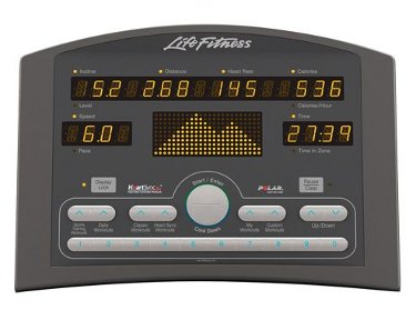 T5 treadmill easy of use for home gyms | life fitness.