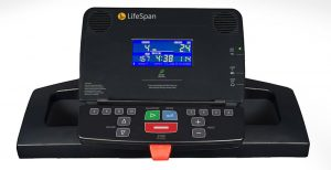 Life Fitness 1200i Console