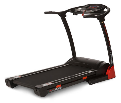 Smooth 5.65 Treadmill - Review by RunReviews