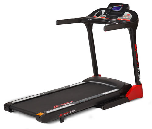 Smooth 7.35 Treadmill - Review by RunReviews