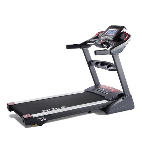 Top 3 Best Small Under Desk Treadmills 2019: Sole F80 Treadmill Review 2018