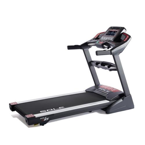 Sole F85 Folding Treadmill 2017
