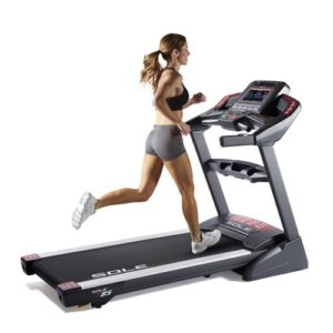 Sole F85 Treadmill With Runner