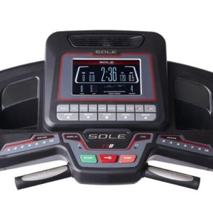 sole tt8 treadmill console with bluetooth