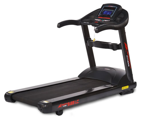 Smooth 9.65LC Treadmill - Review by RunReviews