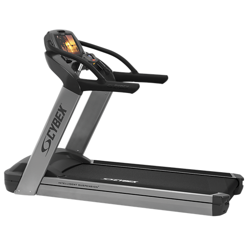 Cybex Treadmill Images: The Cybex 770T Has A Powerful Motor And Plenty Of Workout