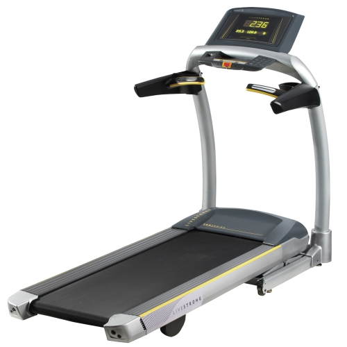 Livestrong Ls8 0t Treadmill Owners Manual: Livestrong LSPRO2