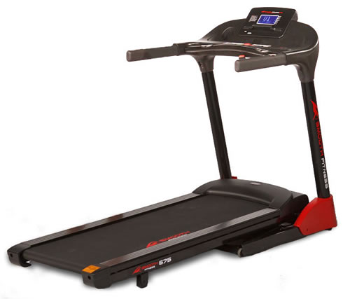 Landice Treadmill Amazon: Smooth 6.75 2012Treadmill Tests And Reviews By RunReviews