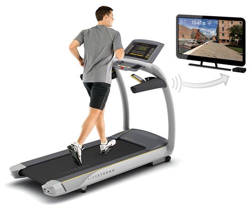 Livestrong Treadmill Rating: Livestrong Fitness Passport Set Top Box