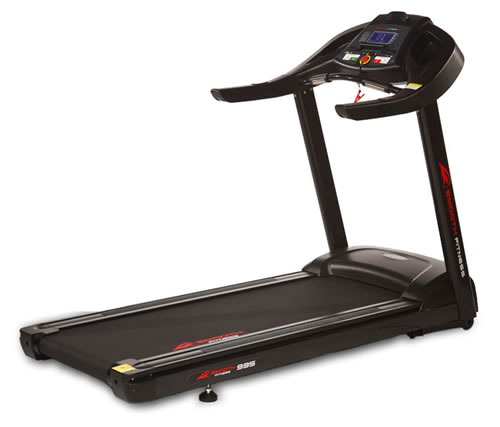 Smooth 9.35 Treadmill - Review by RunReviews