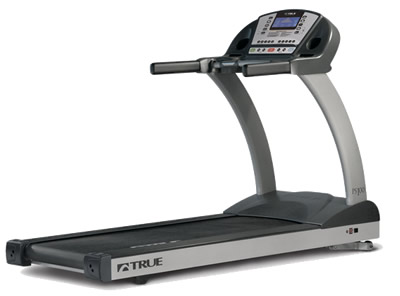 True Fitness PS100 Treadmill - Overview Image