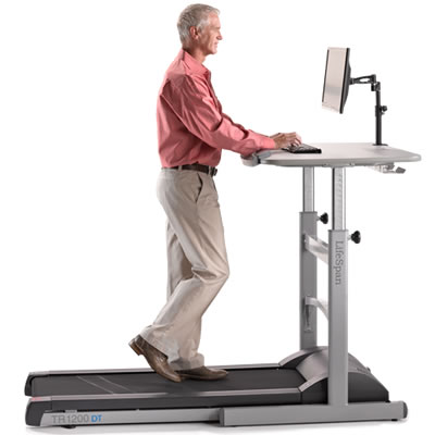 Lifespan TR1200 Treadmill Desk Review