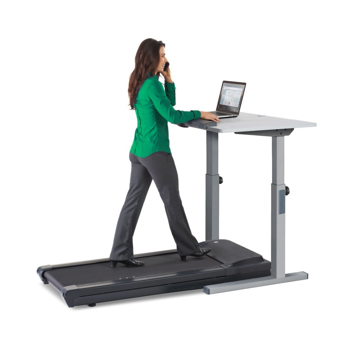 LifeSpan TR1200 DT5 - Manual Adjust Treadmill Desk