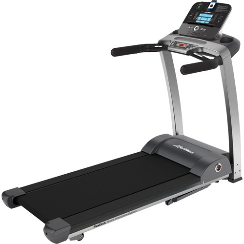 Life Fitness F3 Treadmill with Track + Console