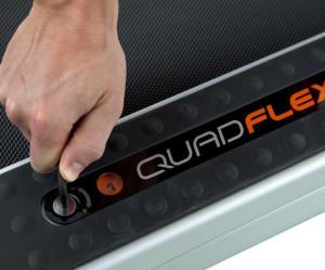 NordicTrack Quadflex Cushioining