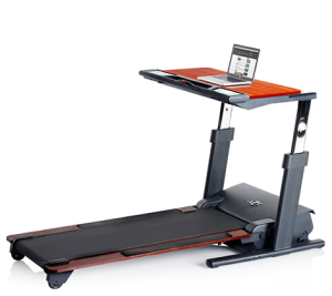 NordicTrack Treadmill Desk For Working While You Workout