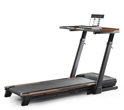 NordicTrack Treadmill Desk - 2017 Model with iFit Coach