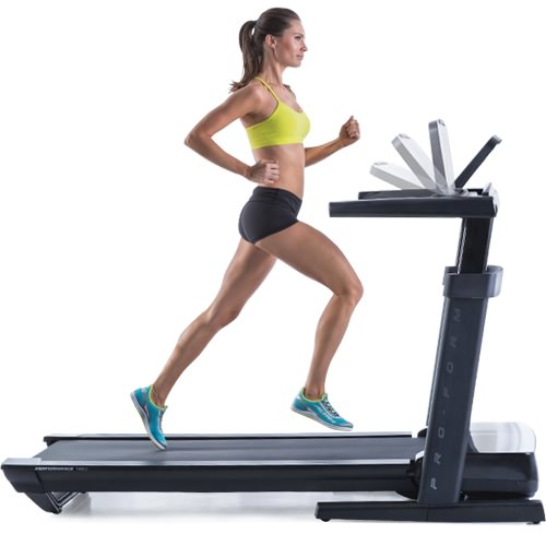 ProForm Thinline Pro Desk Treadmill