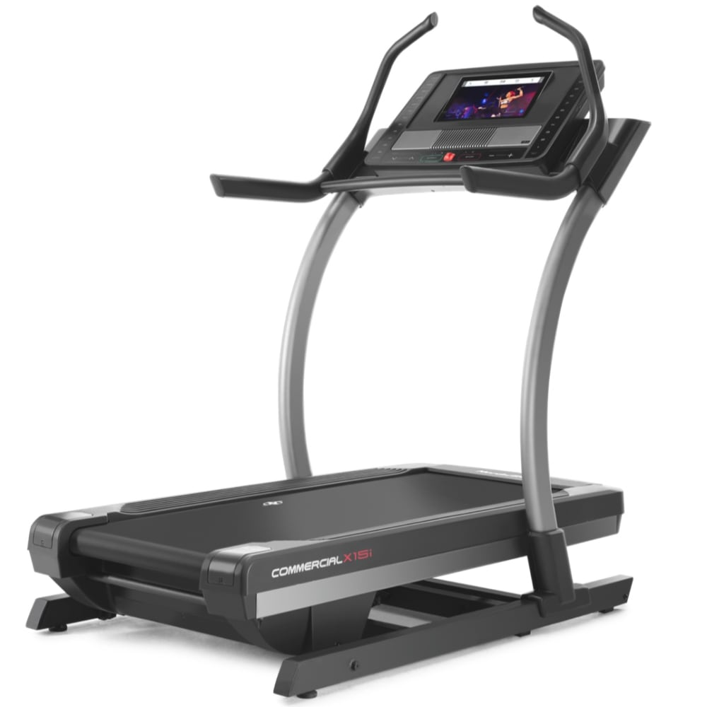 NordicTrack X15i Incline Trainer - 2019 Model with 14