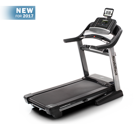 The 2017 NordicTrack Commercial 1750 Treadmill