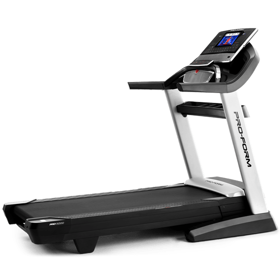 ProForm Pro 5000 Treadmill with Touch Screen and iFit Integration
