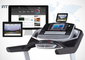 ProForm Premier 900 Console With Touch Screen Display