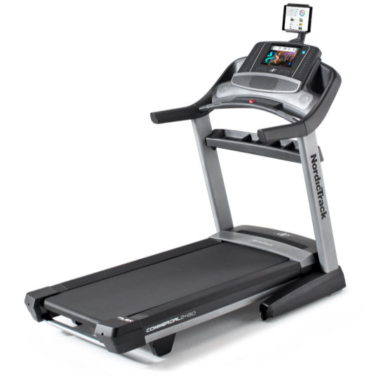 Top 3 Best Small Under Desk Treadmills 2019: NordicTrack Commercial 2450 Treadmill Review
