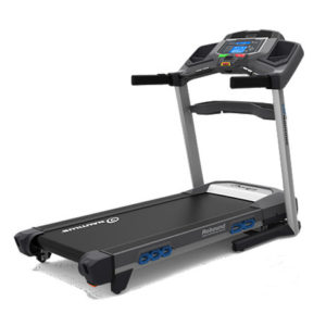 Nautilus Treadmill Reviews - New T618 Performance Series Machine
