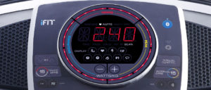 ProForm Power 995i Round Watts Display