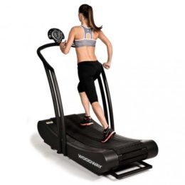 Woodway Curve Treadmill - Motor Free