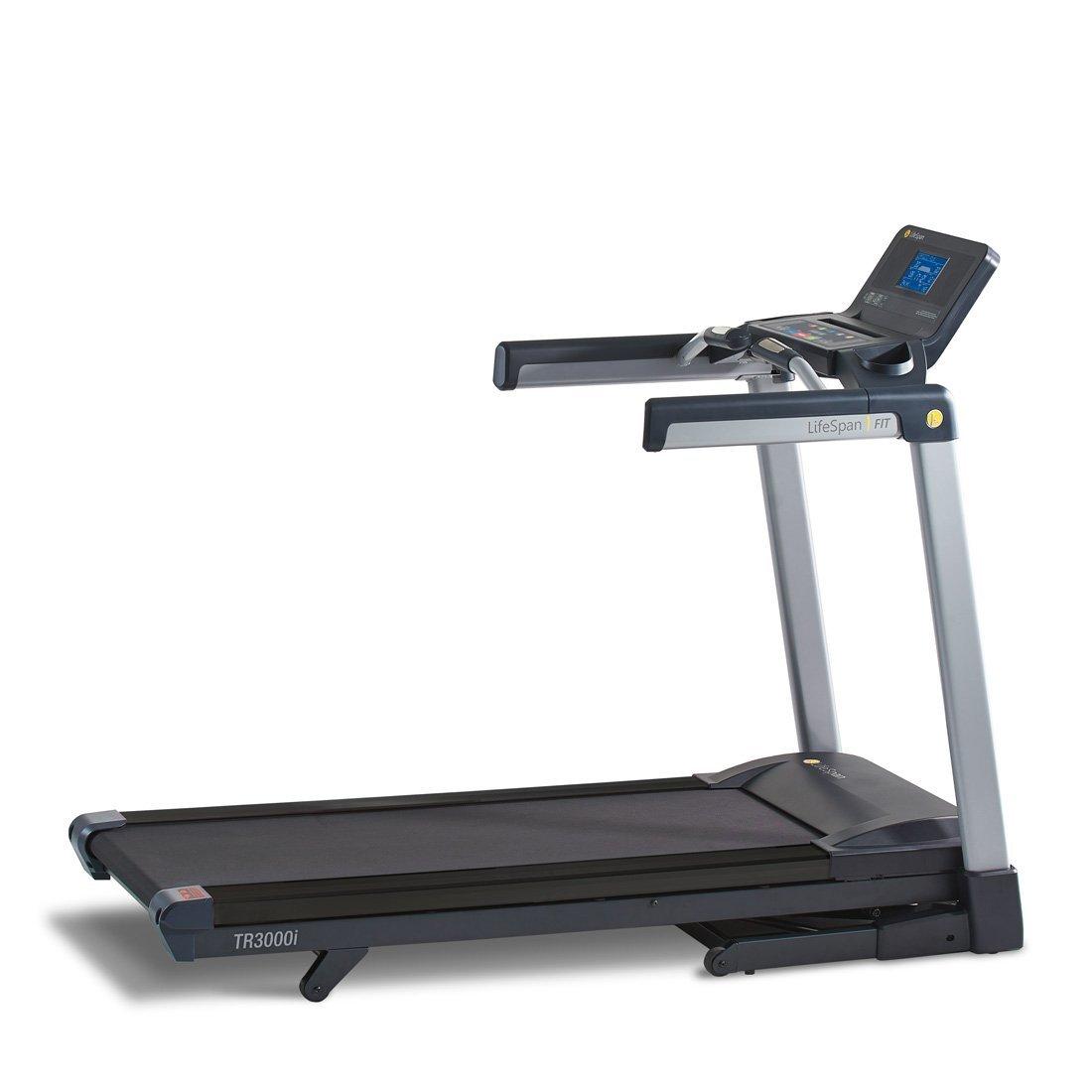 Lifespan TR4000i Folding Treadmill