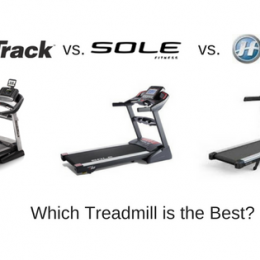 NordicTrack vs Sole Treadmill