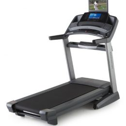 Treadmill With TV Built In
