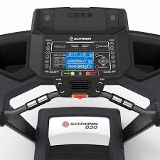 Schwinn 830 Console With USB Port