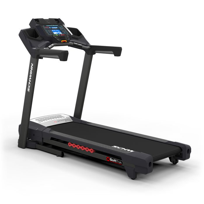 Schwinn 870 - New Treadmill Model