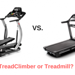 Bowflex TreadClimber vs Traditional Treadmill