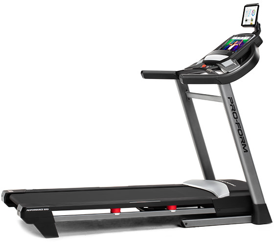 ProForm Performance 800i Treadmill - New 2019 Model With Touch Screen Display