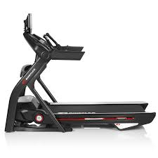 Bowflex Treadmill 10 - touch screen and incline decline training