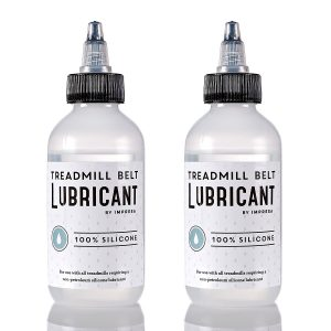 Treadmill Lubricant - Two bottles with applicator